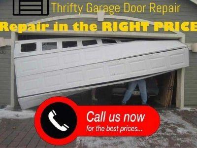 Thrifty Garage Door Repair - Garage Door Repair in Vancouver