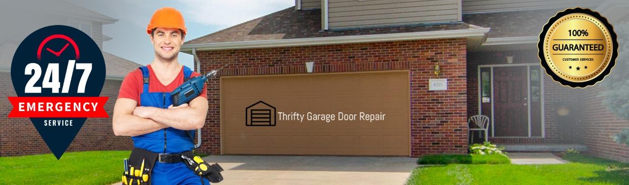 Thrifty Garage Door Repair - 24 x 7 Garage Repair in Vancouver